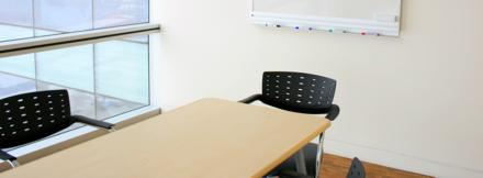 Mesa de entrevista