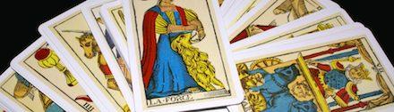 Cartas do Tarot