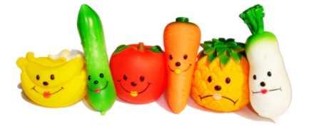 Legumes divertidos