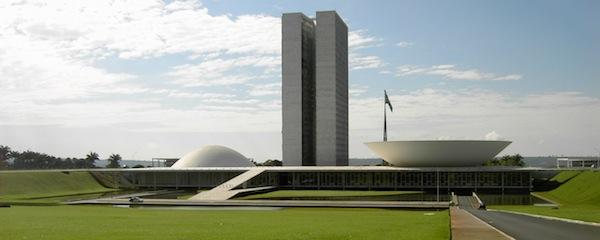 Foto do congresso nacional, Brasília-DF