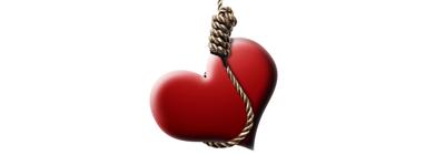 Coração na forca