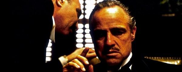 Cena do Godfather