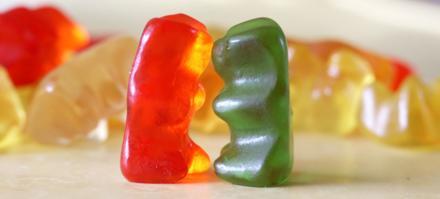 Ursos de gelatina