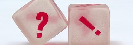 Dados de jogo erótico