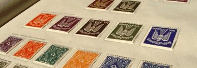 Selos de colecionador