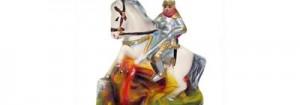 Estátua do São Jorge